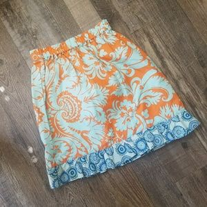 Other - HANDMADE funky skirt